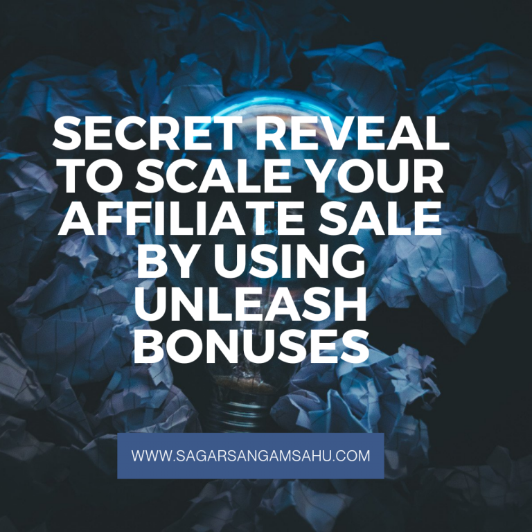 How to Make Good Bonuses for Your Affiliate Offer that Help 10x Your Sales