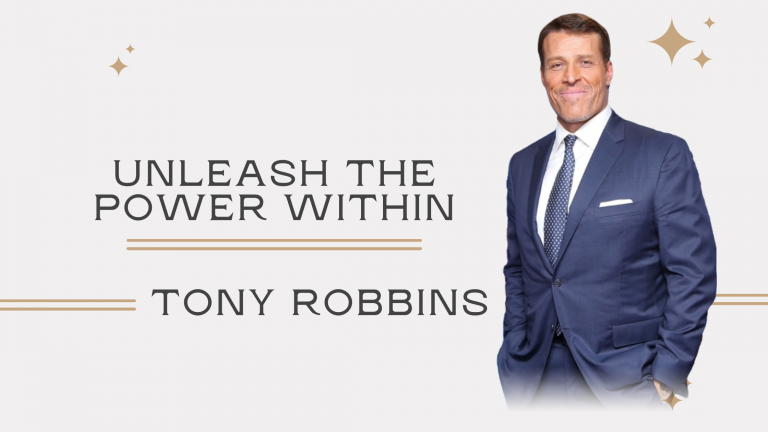 My Top Learnings from UPW Event By TONY ROBBINS (UNLEASH THE POWER WITHIN)